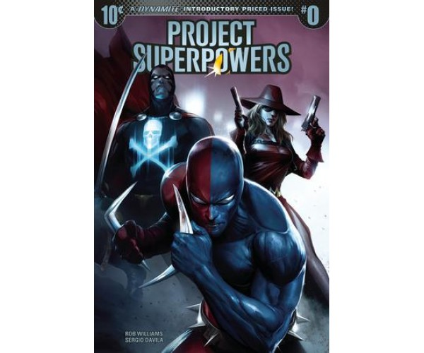 Project Superpowers Vol 3 #0