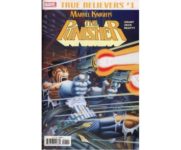 Punisher By Steven Grant & Mike Zeck #1