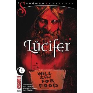 Lucifer Vol 3 #1
