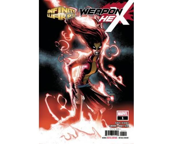 Infinity Wars Weapon Hex #1