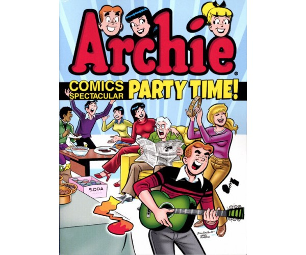 Archie Comics Spectacular Party Time TP