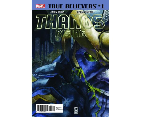 True Believers Thanos Rising #1