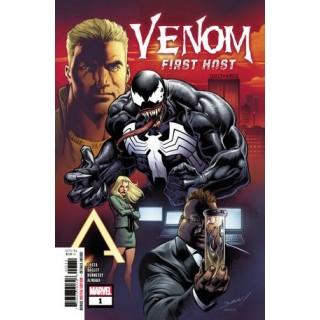 Venom First Host #1 Cover A