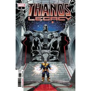 Thanos Legacy #1 Cover A