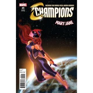Champions Vol 2 #9