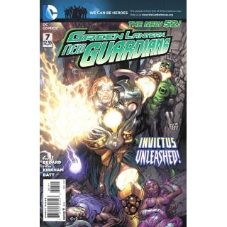 Green Lantern: New Guardians Vol 1 #7