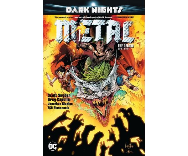 Dark Nights Metal Deluxe Edition HC