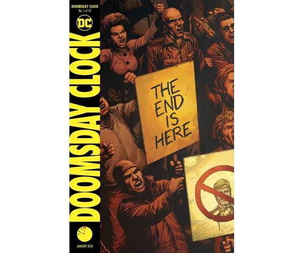 Doomsday Clock #1