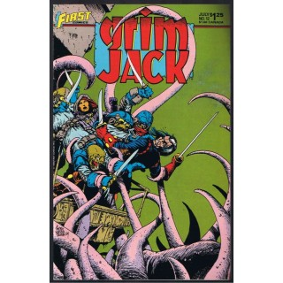 Grimjack #12 Charnel House