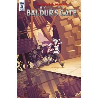 Dungeons & Dragons Evil At Baldurs Gate #3