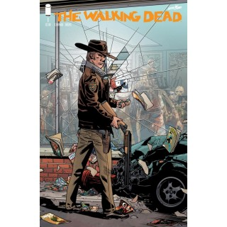 Walking Dead 15th Anniversary Edition #1