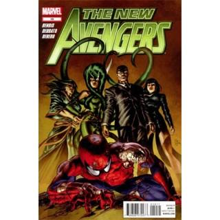 New Avengers Vol 2 #19