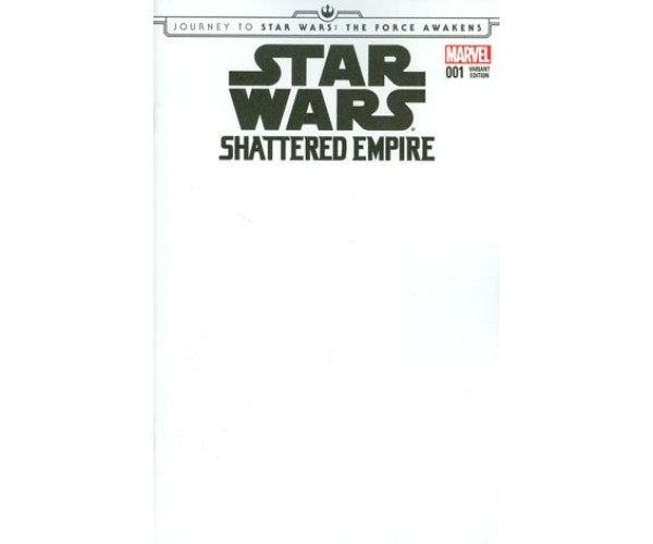 Journey To Star Wars Force Awakens #1