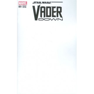 Star Wars Vader Down #1  Blank Cover
