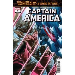 Captain America Vol 9 #9