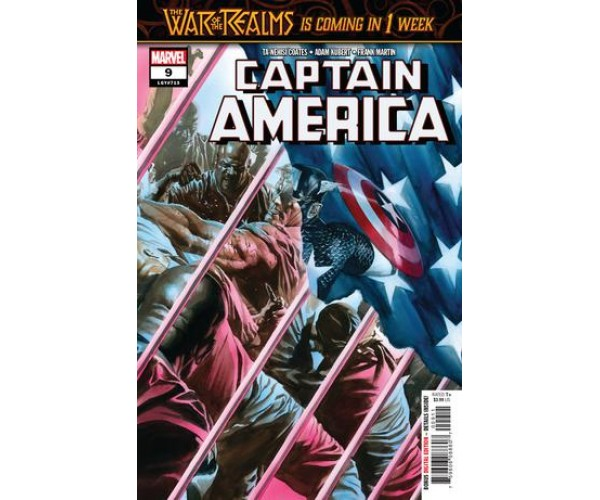 Captain America Vol 9 #9