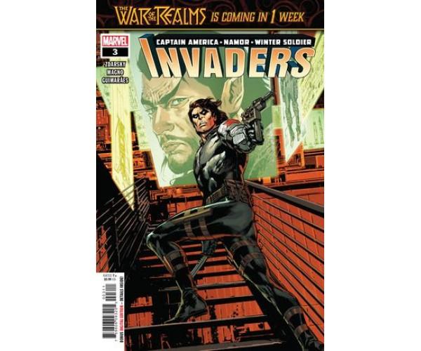 Invaders Vol 3 #3