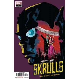 Meet The Skrulls #2
