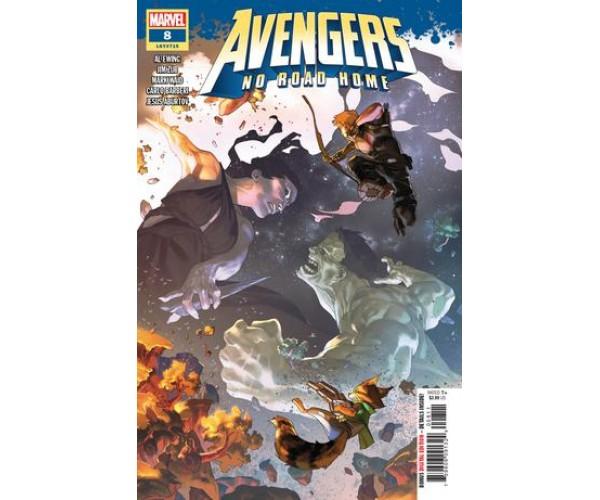 Avengers No Road Home #8