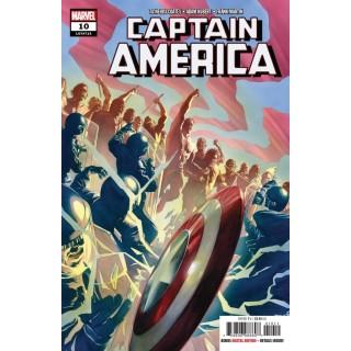 Captain America Vol 9 #10