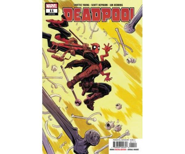 Deadpool Vol 6 #11