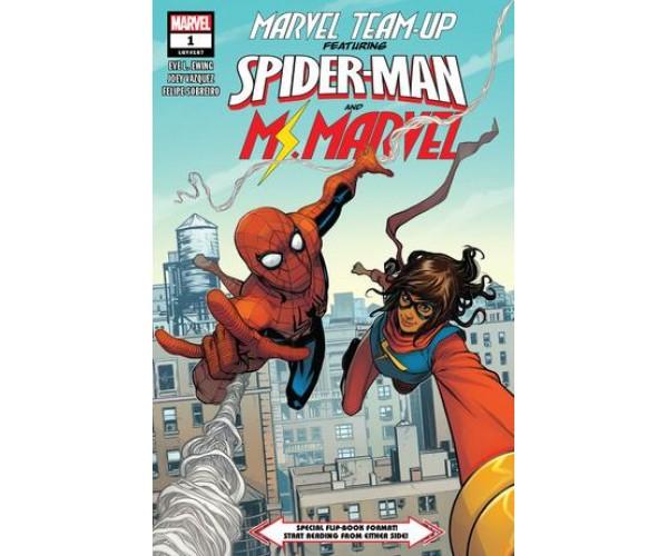 Marvel Team-Up Vol 4 #1