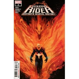 Cosmic Ghost Rider Destroys Marvel History #3