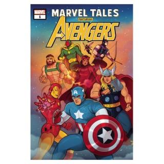 Marvel Tales Avengers #1