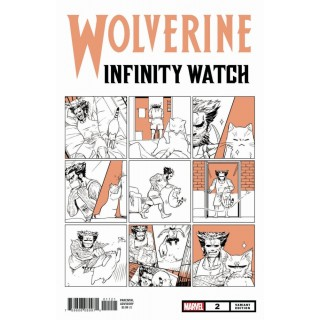 Wolverine Infinity Watch #2