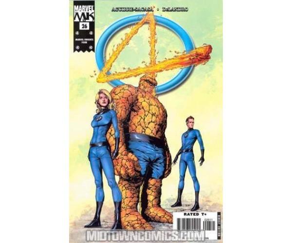 Marvel Knights 4 #26