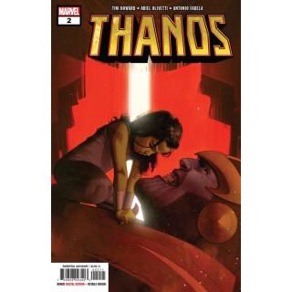 Thanos Vol 3 #2