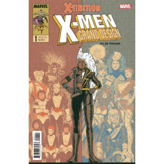 X-Men Grand Design X-Tinction #1