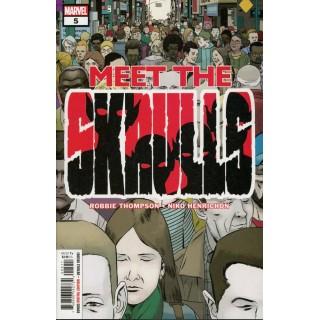 Meet The Skrulls #5