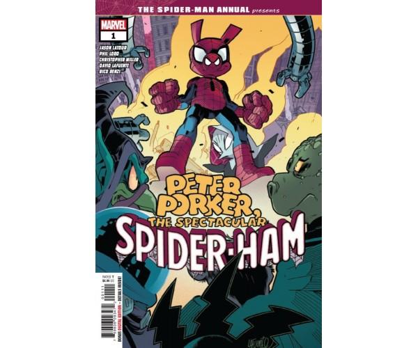Spider-Man Featuring Spider-Ham Annual #1