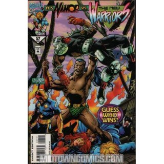 New Warriors #57