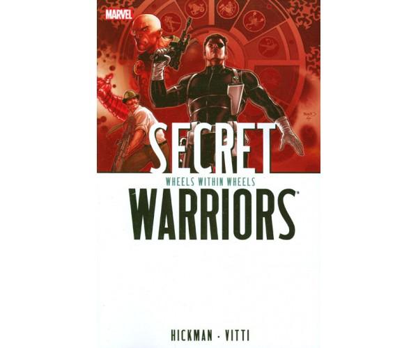 Secret Warriors TP Vol 06 Wheels Within Wheels