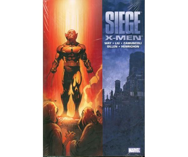 Siege X-Men TP