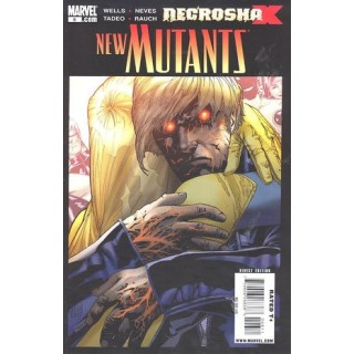 New Mutants Vol 3 #6