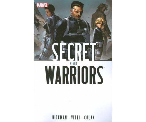 Secret Warriors TP Vol 05 Night