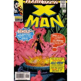 X-Man Vol 1 #-1