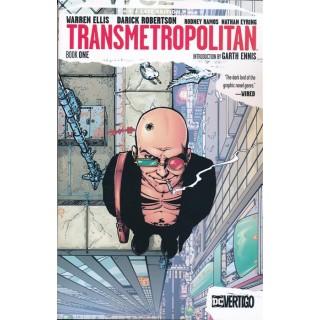 Transmetropolitan Vol 1 Back On The Street TP