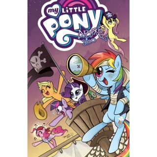My Little Pony. Том 4