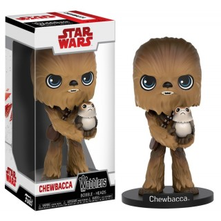Фігурка Funko Wobbler: Chewbacca