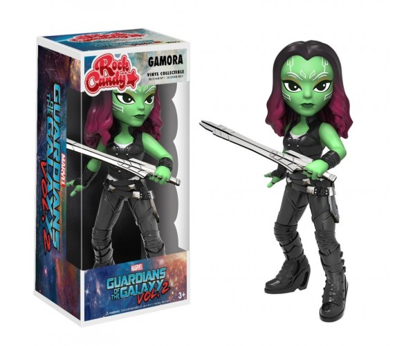 Фігурка Funko Rock Candy: Gamora