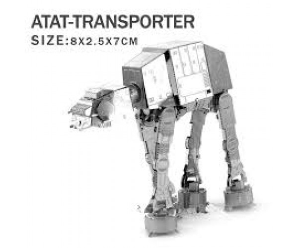 3D-пазл AT-AT транспортер