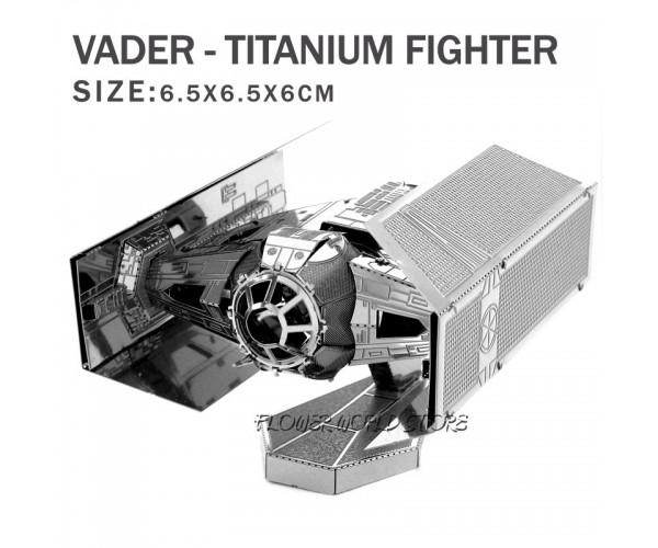 3D-пазл TIE Fighter Вейдера