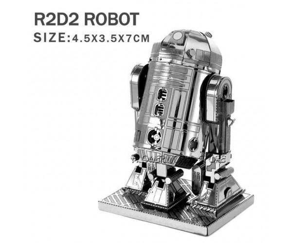3D-пазл R2D2
