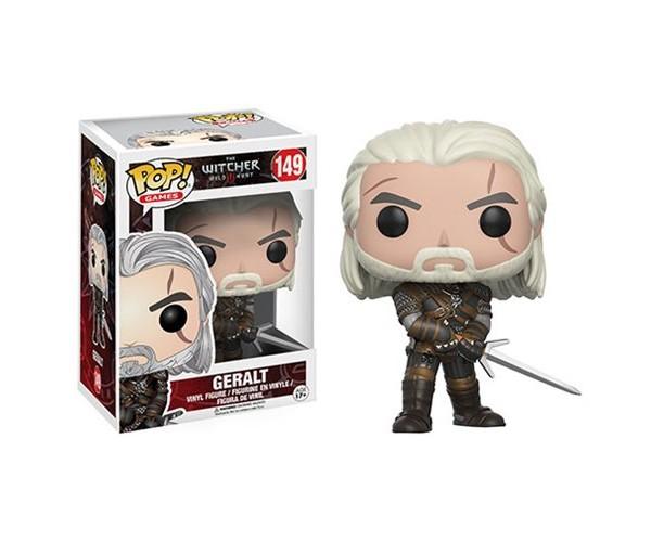 Фігурка Funko Pop  Geralt