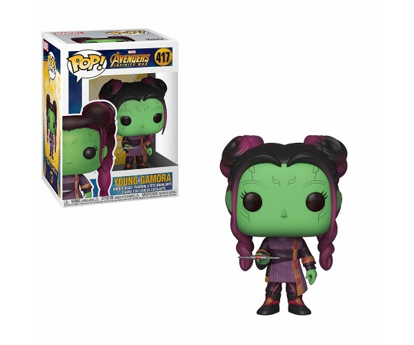 Funko Pop Young Gamora with Dagger