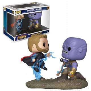 Funko Pop Movie Moments Marvel: Avengers Infinity WarThor Vs. Thanos